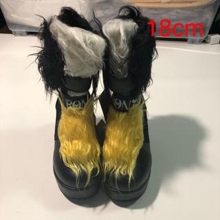 ロニィ(RONI)のE8 RONI 訳あり新品 SIZE 18cm(ブーツ)