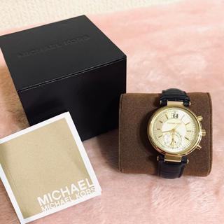 Michael Kors - 新品同様✨MICHAEL KORS マイケルコース✨レディース 腕時計
