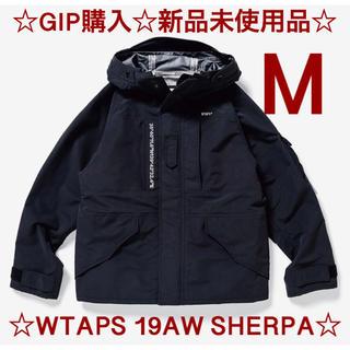 W)taps - ☆GIP購入☆即完☆新品☆WTAPS 19aw SHERPA BLACK M