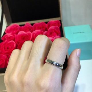 ティファニー(Tiffany & Co.)のTiffany & Co.指輪ダイヤ (リング(指輪))