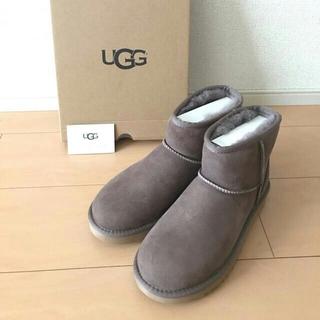 UGG - UGG クラシックミニⅡ 人気カラー ストーミーグレー