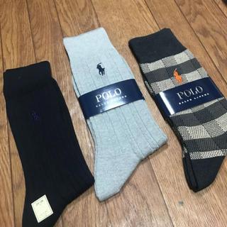 POLO RALPH LAUREN - ラルフローレン 靴下 新品