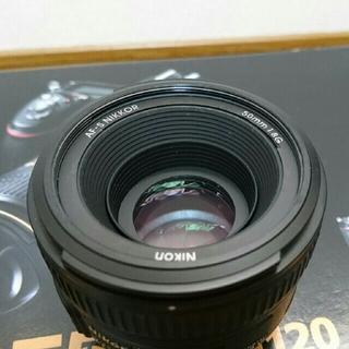 Nikon - 中古af-s nikkor 50mm 1.8g