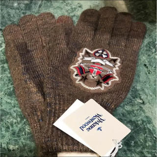 ヴィヴィアンウエストウッド(Vivienne Westwood)の値下げ  ヴィヴィアンウエストウッド 手袋 新品(手袋)