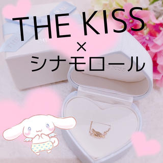 THE KISS - シナモロール💕THE KISS 💕ネックレス💕