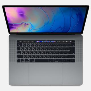 アップル(Apple)のMacBook Pro 15-inch 2018 MR942J/A(ノートPC)