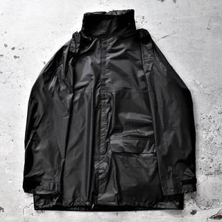 Yohji Yamamoto - イギリス軍 Tactical PVC Rain Jacket なかむ