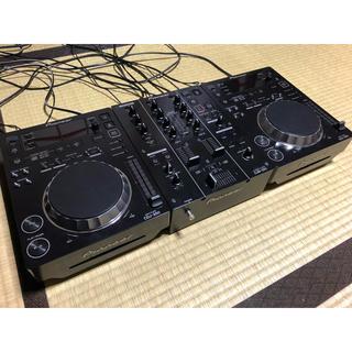 DJM350+CDJ350×2セット
