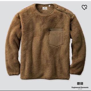 UNIQLO - engineered garments フリースプルオーバー