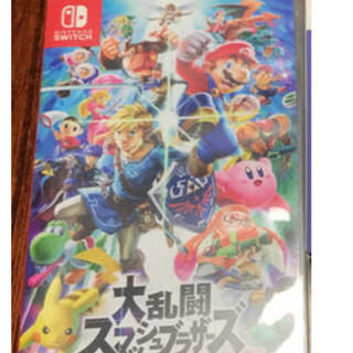 Nintendo Switch - 大乱闘スマッシュブラザーズスペシャル 美品
