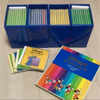 Disney - Disny World of English CD 新品未使用