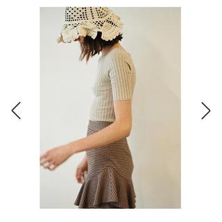 snidel - snidel♡ストレッチフリルミニスカート♡新作♡