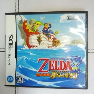 ニンテンドーDS - Nintendo DS ゼルダの伝説 無限の砂時計