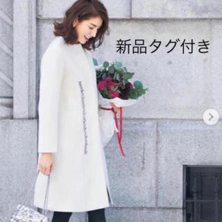 Chesty - チェスティ・chesty★新品タグ付き★エレガント ビジューウールコート