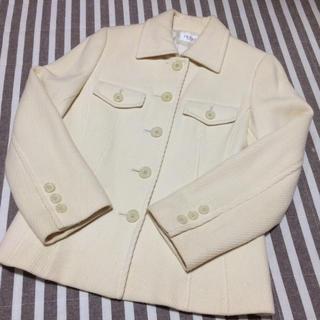 ウールカシミヤジャケット東京スタイル(その他)