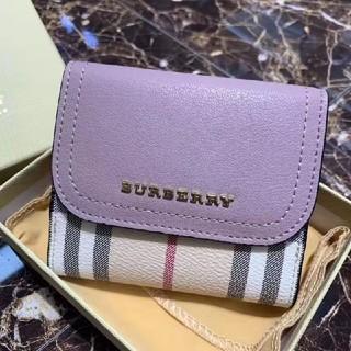 BURBERRY - 極美品✨  バーバリー BURBERRY   ✨  財布
