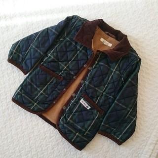 ブラックウォッチ ジャケット サイズ90