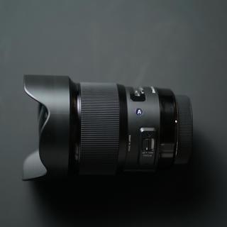 SIGMA - SIGMA art 20mm f1.4 DG HSM [sigma用]