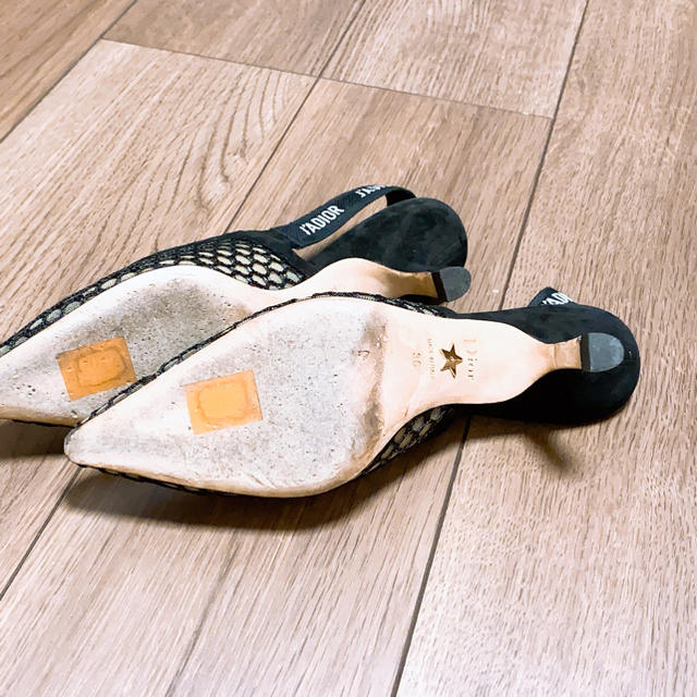 Christian Dior(クリスチャンディオール)のdior ヒール レディースの靴/シューズ(ハイヒール/パンプス)の商品写真
