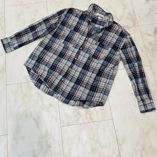 ニコアンド(niko and...)のチェックシャツ(シャツ/ブラウス(長袖/七分))