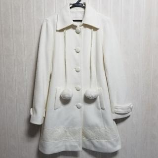 リズリサ(LIZ LISA)のLIZ LISA コート(ロングコート)