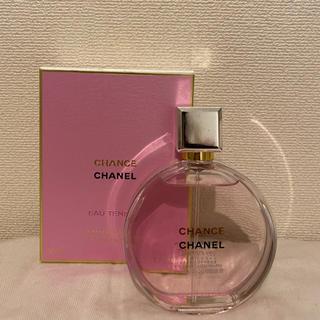 CHANEL - CHANEL 香水! 【チャンス オータンドゥル オードゥ パルファム】