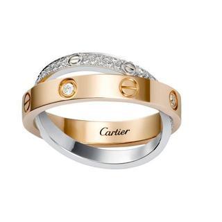 カルティエ(Cartier)のカルティエ リング (リング(指輪))