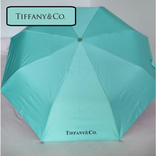 Tiffany & Co. - 新品 ティファニー 自動開閉 折りたたみ傘