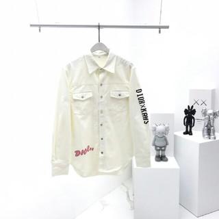 クリスチャンディオール(Christian Dior)のDIOR&Kaws ジャケット シャツ(シャツ)