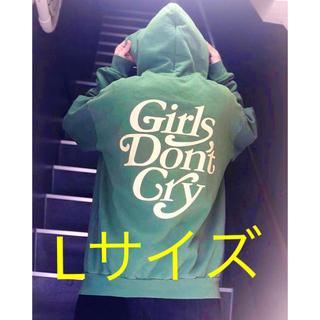 ジーディーシー(GDC)のgirls don't cry パーカー ガールズドントクライ パーカー(パーカー)
