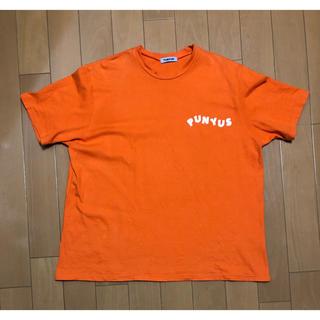 プニュズ(PUNYUS)のPUNYUS t-シャツ/オレンジ(Tシャツ/カットソー(半袖/袖なし))