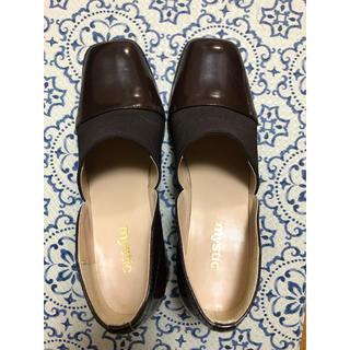 ミスティック(mystic)のmystic  スクエアローファー(ローファー/革靴)