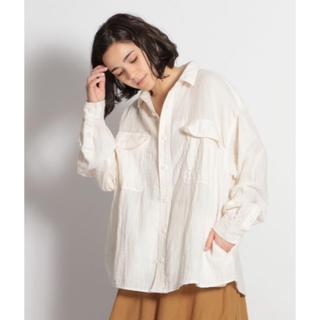 ニコアンド(niko and...)のCPOシャツ(シャツ/ブラウス(長袖/七分))