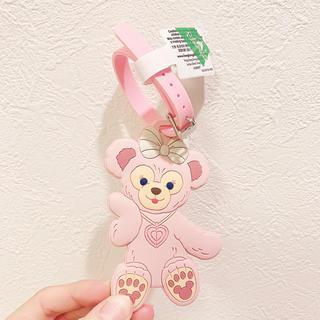 Disney - 香港♡ディズニー♡シェリーメイ♡キャリーケース♡ネームタグ♡ラゲッジタグ