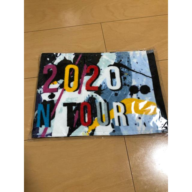 ONE OK ROCK(ワンオクロック)のONE OK ROCK 2020 TシャツM、タオルセット メンズのトップス(Tシャツ/カットソー(半袖/袖なし))の商品写真