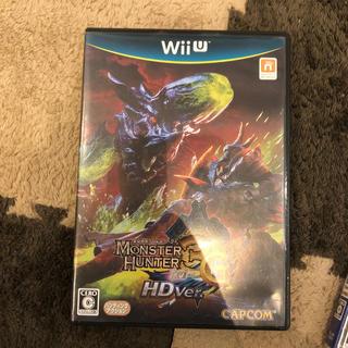 カプコン(CAPCOM)のモンスターハンター3(トライ)G HD Ver. Wii U(家庭用ゲームソフト)