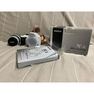 PENTAX - デジタル一眼レフ PENTAX k-x 標準レンズ付セット