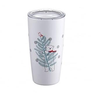 スターバックスコーヒー(Starbucks Coffee)の台湾スタバ■北極熊ステンレスタンブラー■16oz(タンブラー)