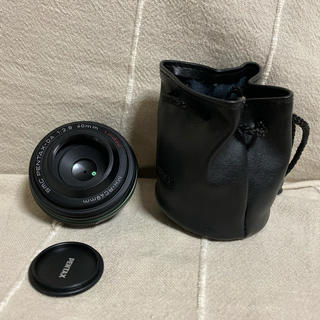 PENTAX - ペンタックス単焦点レンズ smc PENTAX-DA 40mm 値下げ終了