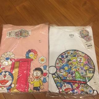 UNIQLO - 村上隆 ドラえもん コラボ Tシャツ 新品