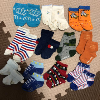 mikihouse - ♡新生児〜KIDS 靴下セット売り♡