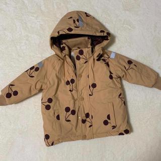 キャラメルベビー&チャイルド(Caramel baby&child )の2018AW 定価3万 タグあり tiny cottons アウター ジャケット(ジャケット/上着)