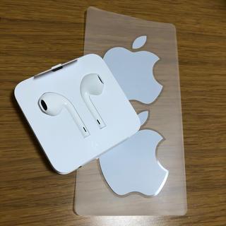 iPhone - iPhone イヤホン、シール