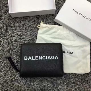Balenciaga - BALENCIAGA 財布 折り財布 小銭入れ 大容量