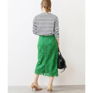イエナ(IENA)の新品 La Totalite レースタイトスカート 34(ひざ丈スカート)
