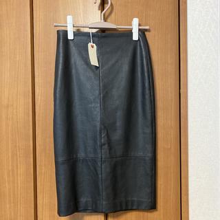 エディション(Edition)のEDITION タイトスカート(ひざ丈スカート)