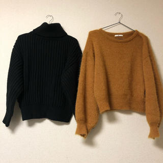 SLY - SLY ニット セーター 2枚セット