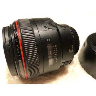 Canon - キヤノン Canon LENS EF 85mm F1.2 L USM
