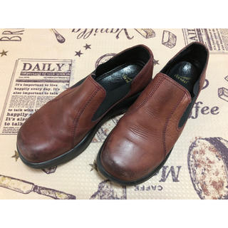 ダンスコ(dansko)のdansko ダンスコ 革靴 サボサンダル サイドゴアブーツ 本革 レザー 茶(ローファー/革靴)