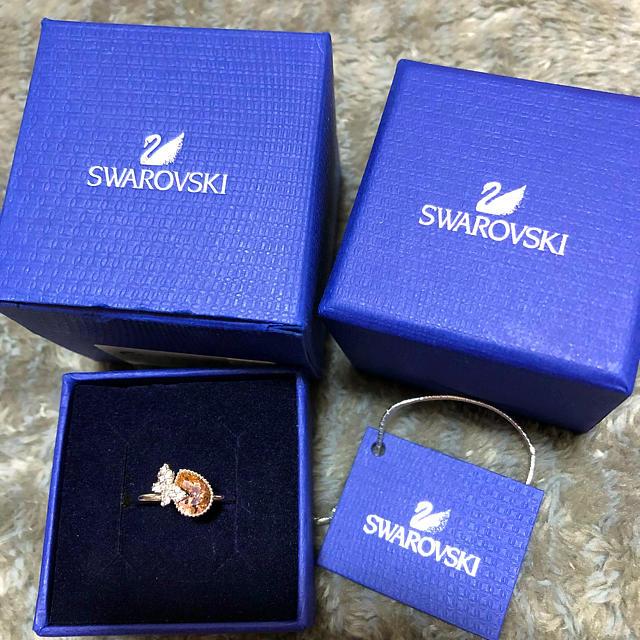 SWAROVSKI(スワロフスキー)の【新品未使用】スワロフスキー Disneyコラボ リング レディースのアクセサリー(リング(指輪))の商品写真